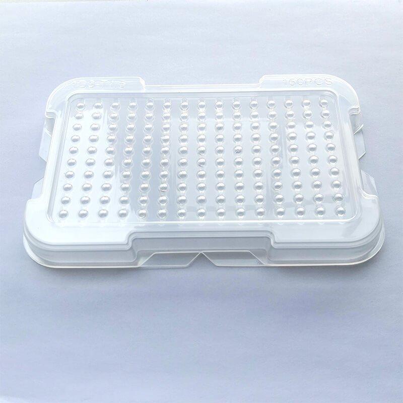 aspheric lens gel box
